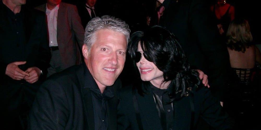 David Redfearn Close Up Magic - Michael Jackson